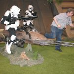 Action on Endor!