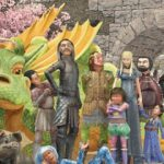 Jane and the Dragon's Tenth TV Anniversary