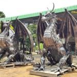 Junkyard Dragons