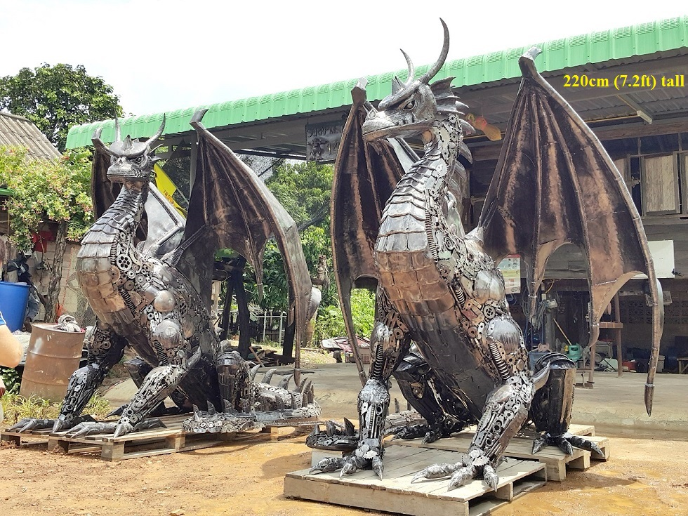 dragon-twins