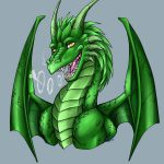 Meet the Dragon Who Tweets