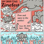 ZINEFEST at the Animation Guild!