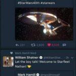 Nathan Hamill Joins Starfleet!