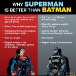 Why Superman is Better Than Batman